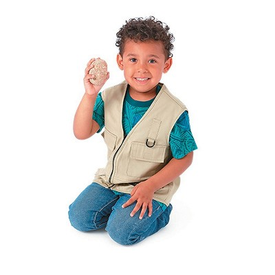 MindWare Dig It Up! Discoveries: Explorer Vest - Science and Nature