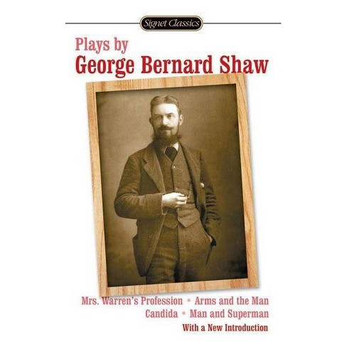 Plays by George Bernard Shaw - (Paperback) - image 1 of 1