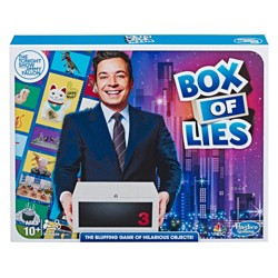 Tonight Show - Box of Lies Board Game