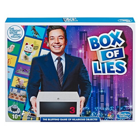 Tonight Show - Box of Lies Board Game - image 1 of 4