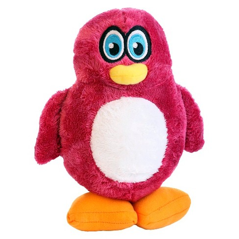 Hear Doggy Penguin Dog Chew Toy Pink Target