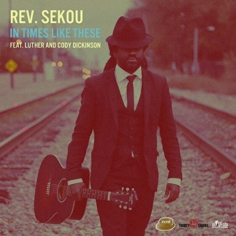Reverend Sekou - In Times Like These (Vinyl) - image 1 of 1