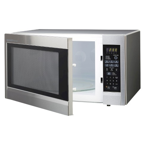 Ft 1200 Watt Microwave Oven Stainless Steel R651zs Target