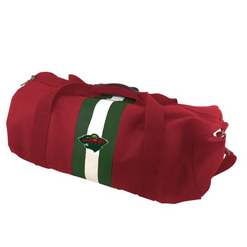 NHL Minnesota Wild Rugby Duffel Bag - image 1 of 1