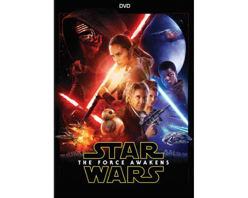 Star Wars The Force Awakens (dvd_video)