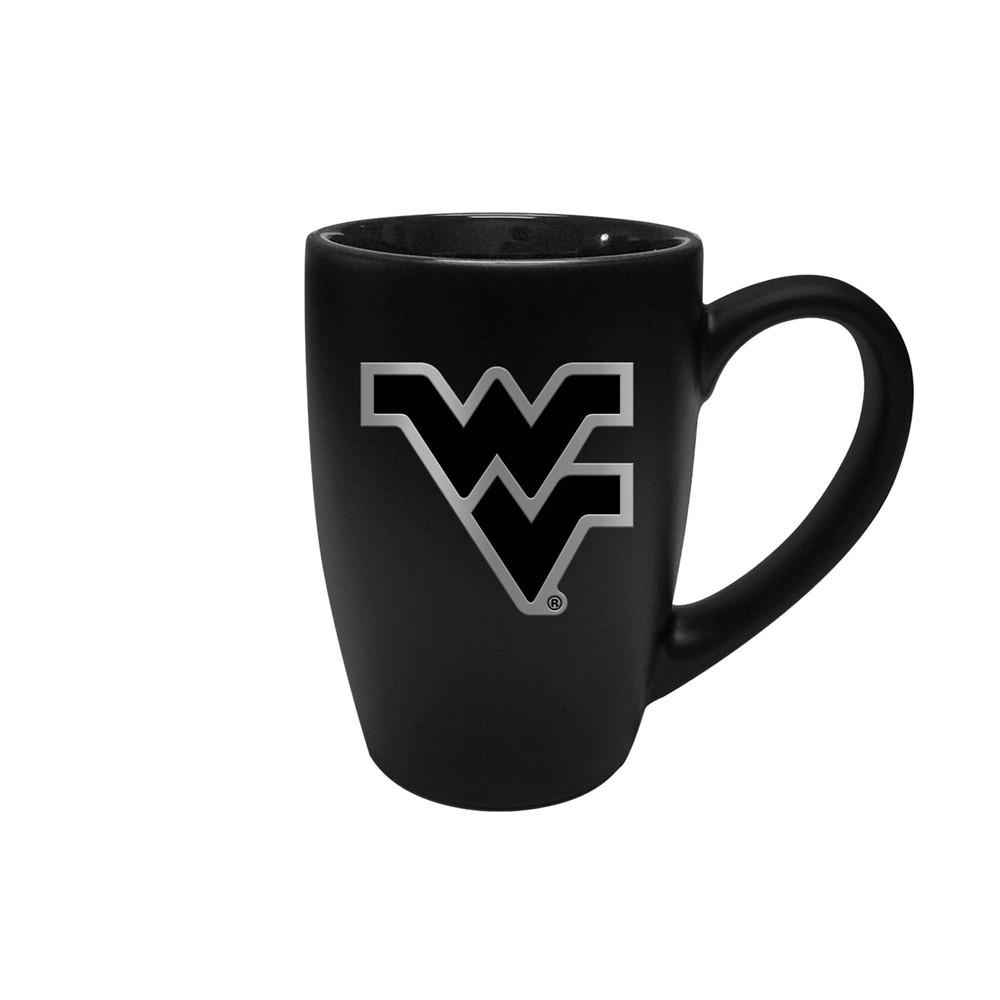 Ncaa West Virginia Mountaineers 15oz Stealth Bistro Mug