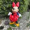 "Disney Minnie Mouse 22"" Birdbath Resin Statue - image 4 of 4"