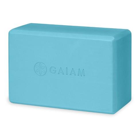 Gaiam SB Yoga Block - Blue - image 1 of 3