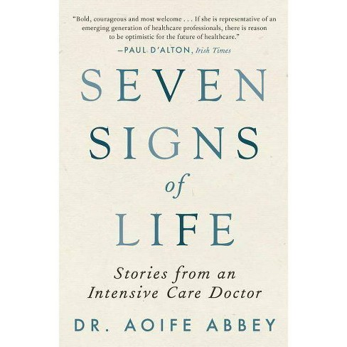 Seven Signs of Life - by  Aoife Abbey (Hardcover) - image 1 of 1