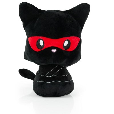 Tentacle Kitty Tentacle Kitty 2nd Edition Ninja Kitty Plush Collectible | Measures 8 Inches Tall