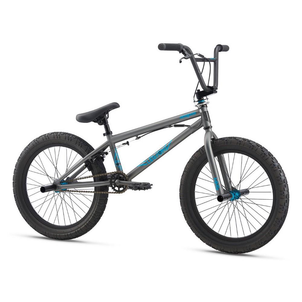 Mongoose Legion L20 20 Freestyle Bike - Gray