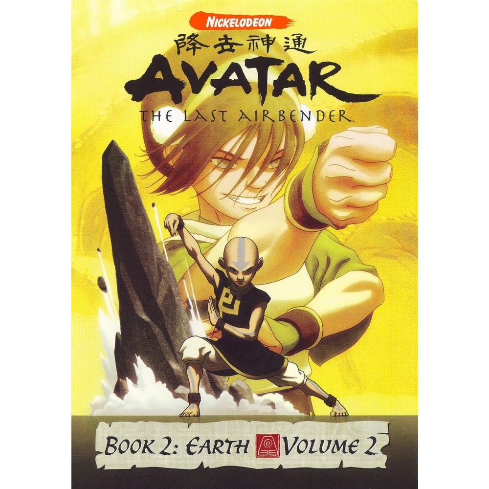 Avatar - The Last Airbender: Book 2 - Earth, Vol. 2