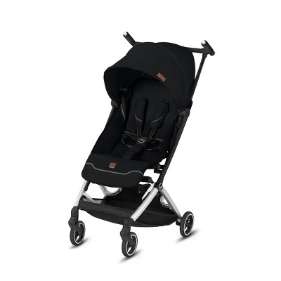 Gb Pockit + All City Stroller Velvet - Black