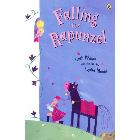Falling for Rapunzel - by  Leah Wilcox (Paperback) - image 1 of 1