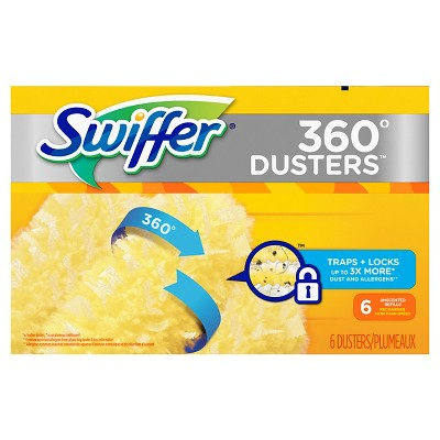 Swiffer 360 Dusters Refills - 6ct