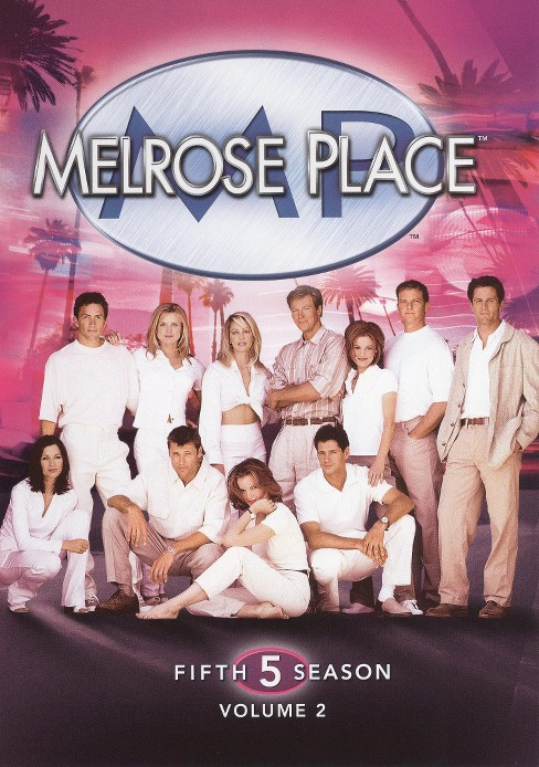 Melrose Place: Fifth Season, Vol. 2 (3 Discs) (dvd_video) - image 1 of 1