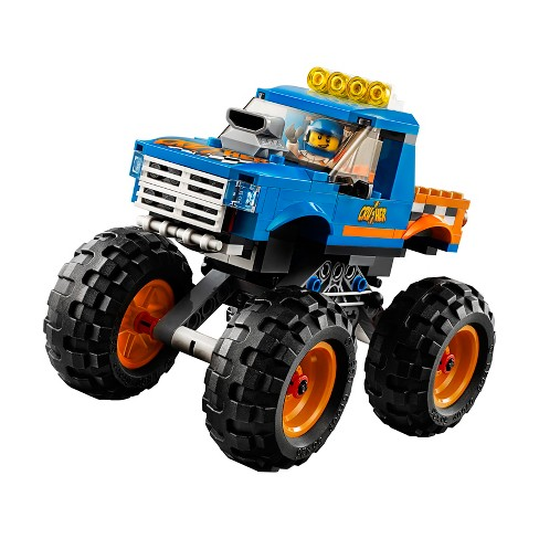 LEGO City Great Vehicles Monster Truck 60180 Target