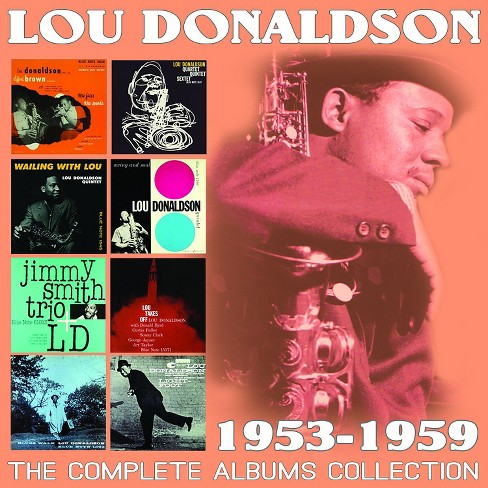 Lou Donaldson - Complete Albums Collection:53-59 Lou (CD) - image 1 of 1