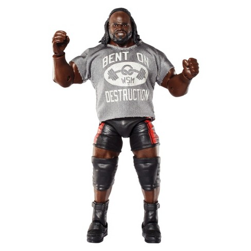 Wwe™ Elite Collection Mark Henry Action Figure - image 1 of 4