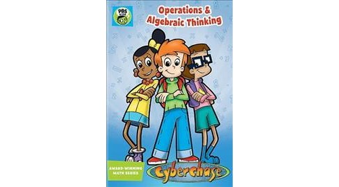 Cyberchase:Operations & Algebraic Thi (DVD) - image 1 of 1