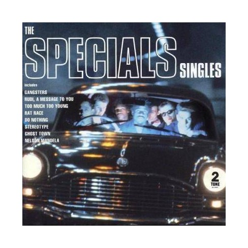 Specials - Singles (CD) - image 1 of 1