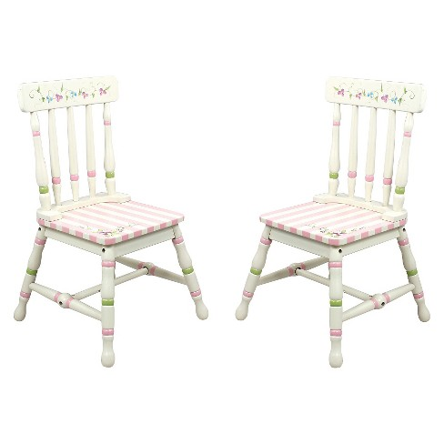 Fantasy Fields Bouquet Chair (Set of 2) - Teamson - image 1 of 6