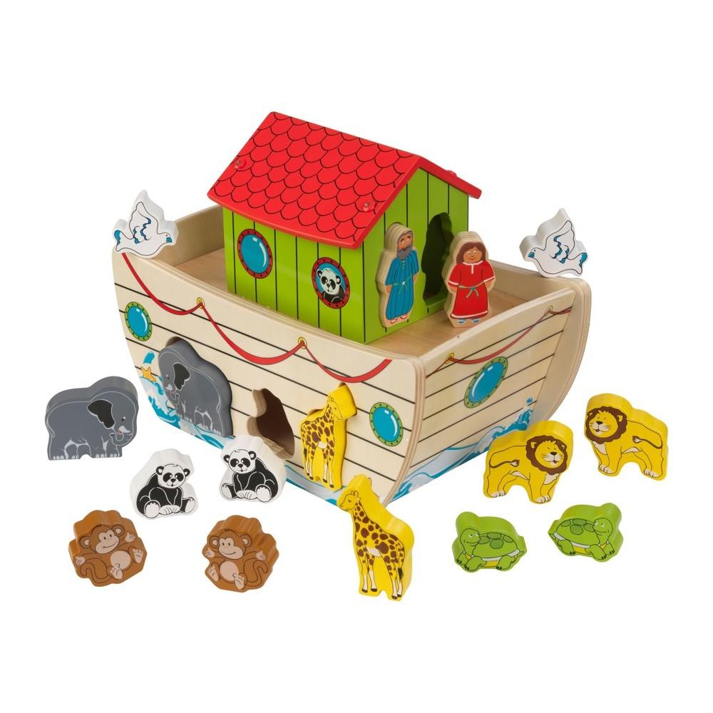 Kid Kraft Noah's Ark Shape Sorter