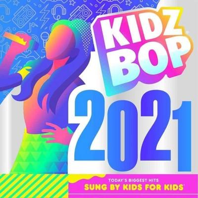 KIDZ BOP Kids - KIDZ BOP 2021 (CD)