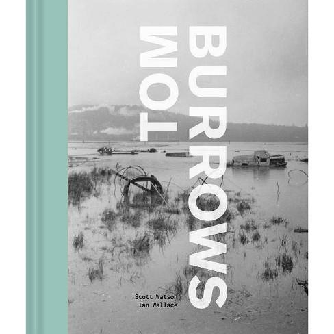 Tom Burrows - by  Ian Watson & Scott Watson (Hardcover) - image 1 of 1
