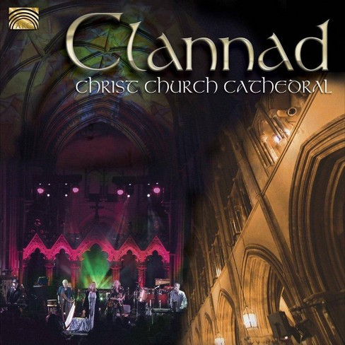 Clannad - Clannad: live at christ church cathedral (CD) - image 1 of 1