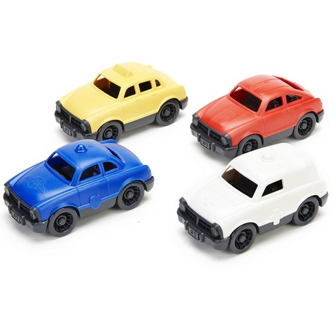 Green Toys Mini Vehicle 4in Long Set - image 1 of 4