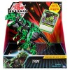 Bakugan Exclusive Deluxe Figure and Card - Trox - image 2 of 4