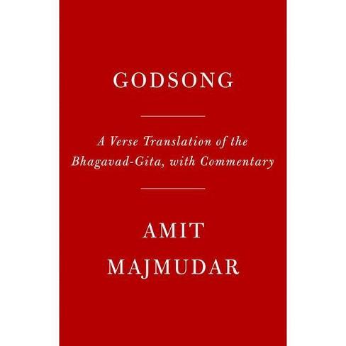 Godsong - by  Amit Majmudar (Paperback) - image 1 of 1