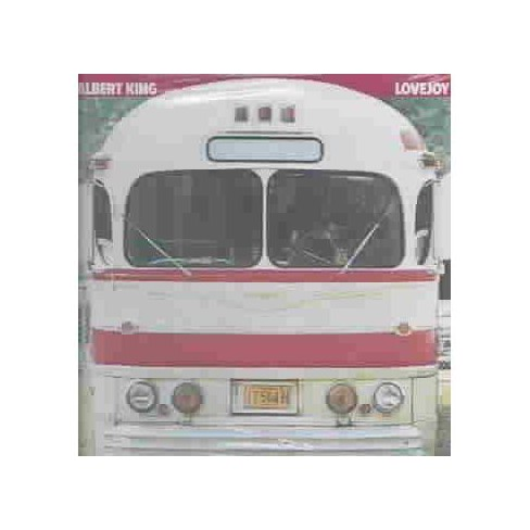 Albert King - Lovejoy (CD) - image 1 of 1