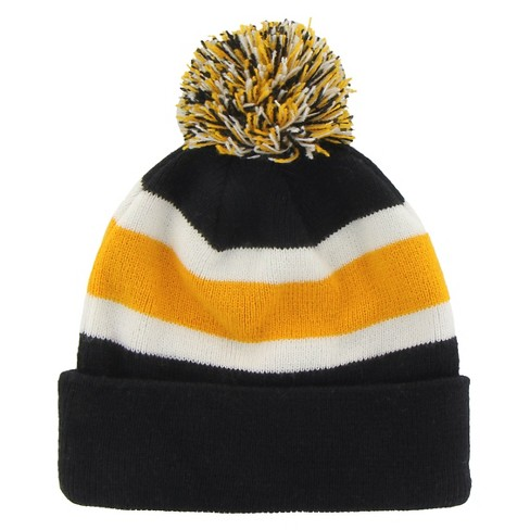 43bfd8ace NFL Breakaway Beanie With Pom, Pittsburgh Steelers : Target