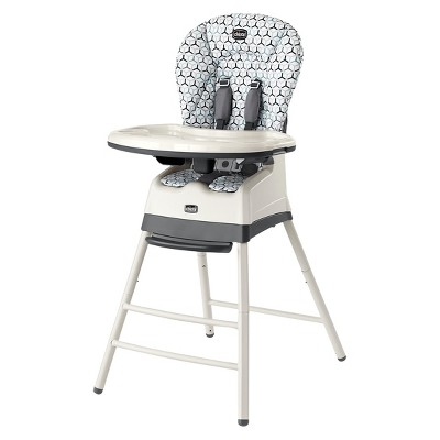 Chicco Stack 3-in-1 High Chair - Verdant