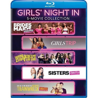 Girls' Night In 5-Movie Collection (Blu-ray)