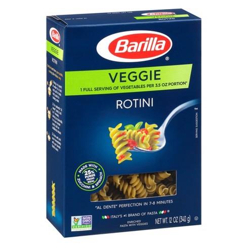 Veggie Rotini Pasta - 12oz - Barilla® - image 1 of 2