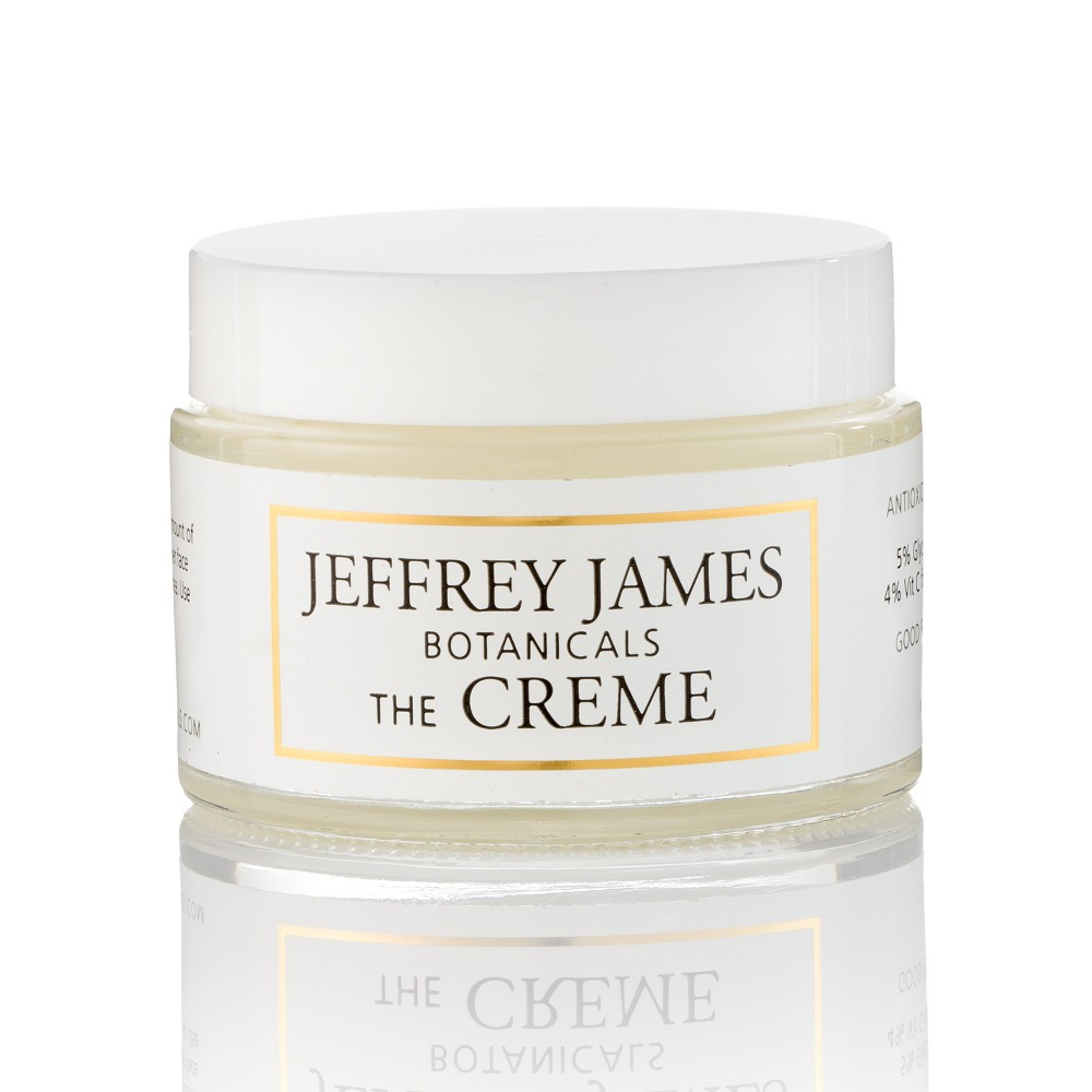 Image of Unscented Jeffrey James Botanicals The Creme - 2oz