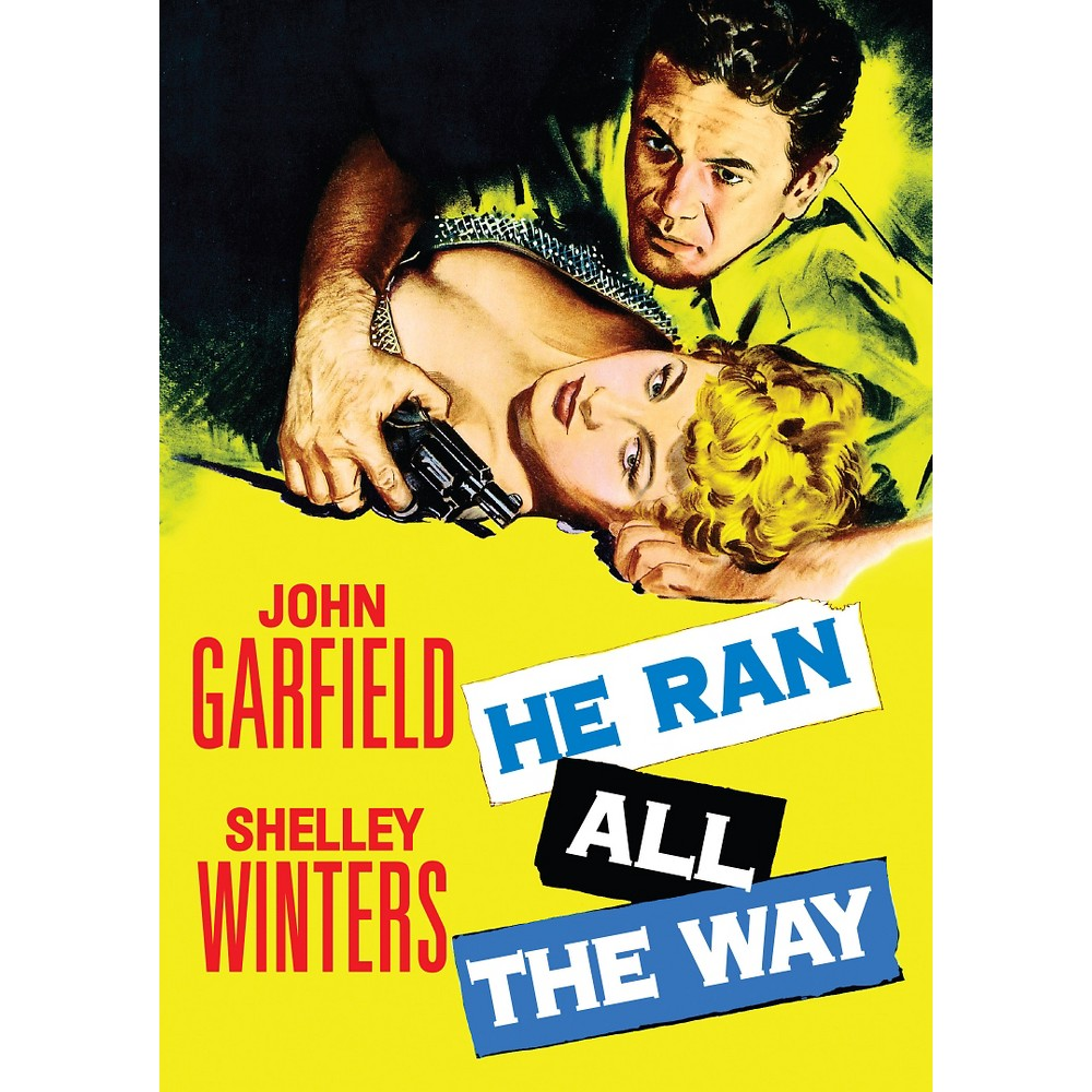 He Ran All The Way (Dvd), Movies