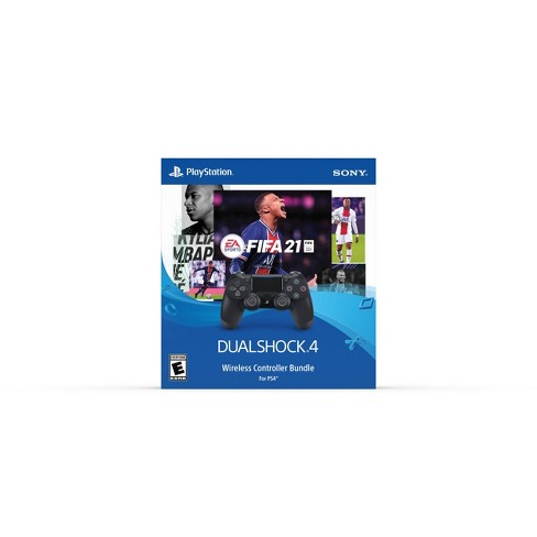 DualShock 4 Wireless Controller FIFA 21 Bundle for PlayStation 4 - image 1 of 4