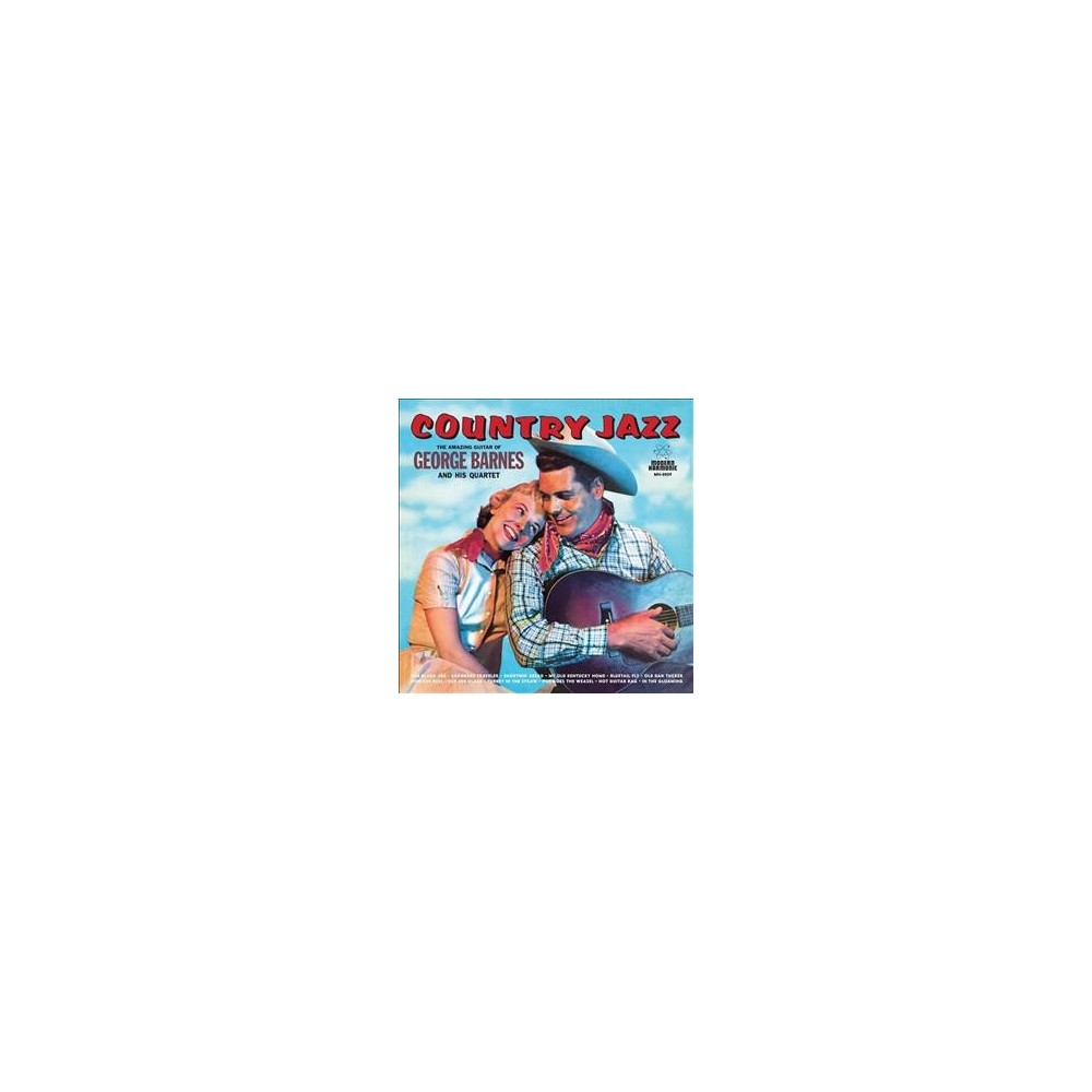 George Barnes - Country Jazz (Vinyl)