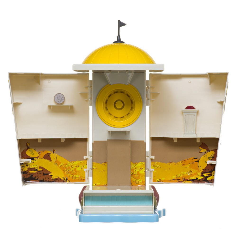 Duck Tales Money Bin Playset