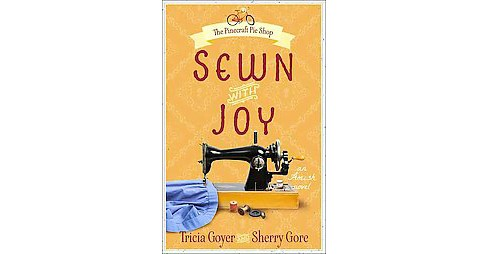 Sewn With Joy (Paperback) (Tricia Goyer) - image 1 of 1