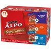 Purina Alpo Gravy Cravers Pouch Roast Beef, Chicken & Beef Flavors Adult Wet Dog Food - 3.5oz/12ct Variety Pack - image 4 of 4