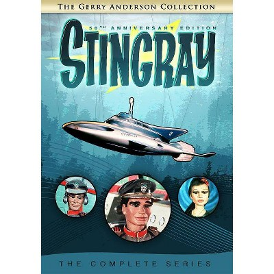 Stingray: The Complete Series (DVD)(2015)