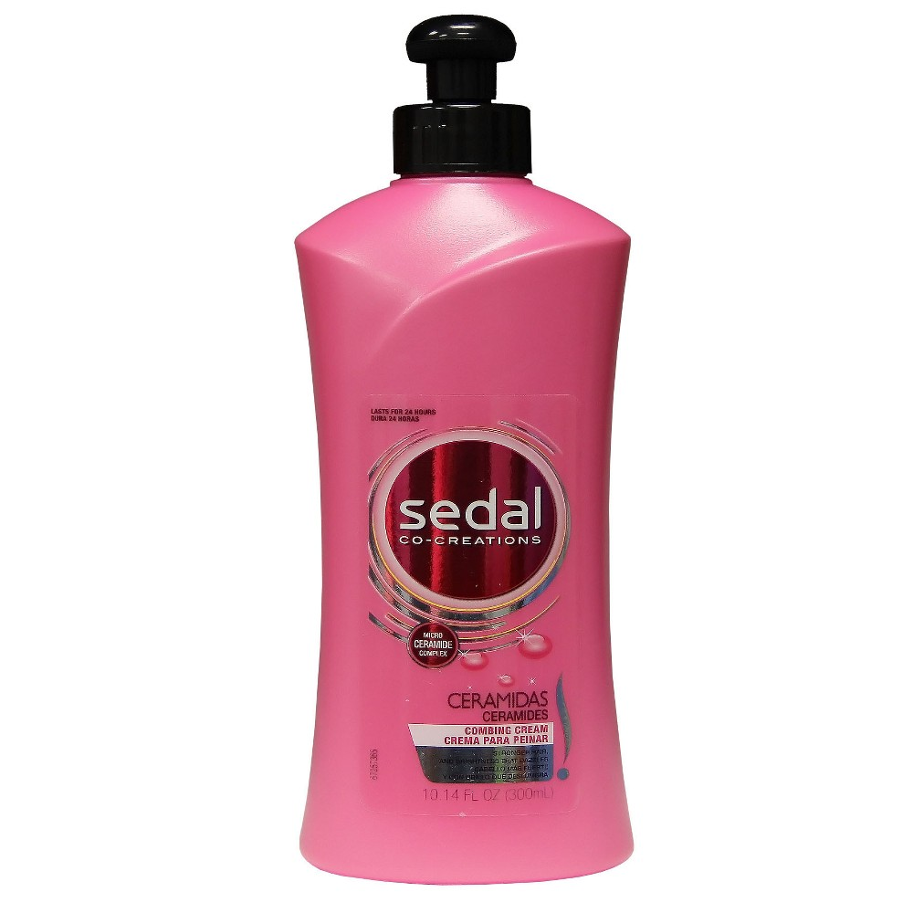 Image of Sedal Co-Creations Ceramidas Leave in Styling Conditioner 10 fl oz