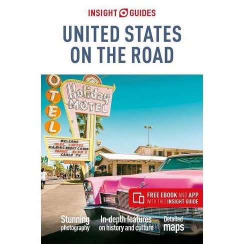 Insight Guides USA on the Road (Travel Guide with Free Ebook) - 5(Paperback)