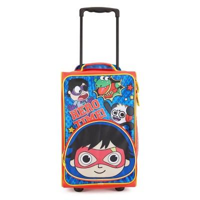 Ryan's World Kids' Softside Suitcase