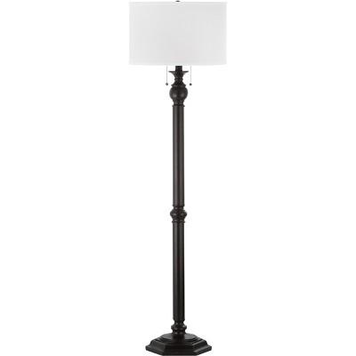 Jessie Floor Lamp (Includes Energy Efficient Light Bulb)- Safavieh